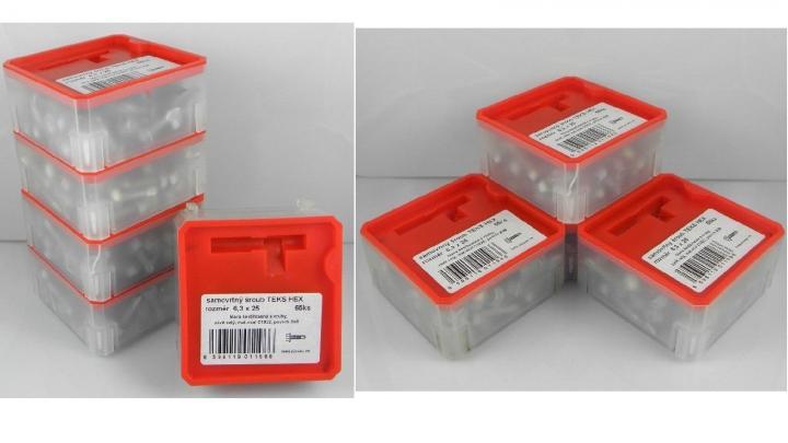 TEKS  DIN 7504 K - Q-box